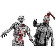 Walking Dead Series 1 Zombie Lurker and Roamer Action Figure $31.99