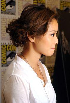 Jamie Chung at Comic-Con