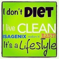 Healthy lifestyle transformation! kimfalletich.isagenix.com