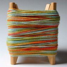 Shibui Staccato: Merino, silk, & nylon  $13.29, 50gs (191) #2  @ http://www.nobleknits.com/shibui-staccato-yarn-prints/