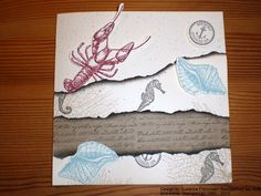 Stampin'Up!  by the tide