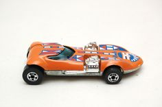 Original Hot Wheels Orange Enamel Twin Mill 1973 Mattel Inc, Hong Kong, Vintage Die-cast Toy Car Collection by RememberWhenToys on Etsy Childhood Toys, Childhood Memories, Vintage Toys For Sale, Vintage Hot Wheels, Hot Wheels Cars, Toy Sale, Heavy Metal, Diecast, Hong Kong