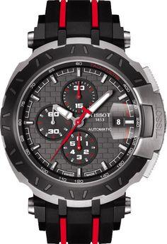 Tissot Watch T-Race MotoGP Chronograph Automatic 2015 Limited Edition