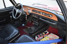 1972 Lancia Fulvia HF S2 Holy Grail HF