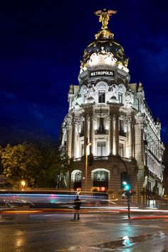 Madrid Metropolis by Victor Del Olmo on 500px