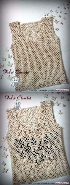 crochet tutorial blusa kimono facil How to Kimono ( with su Crochet Wrap Pattern, Crochet Motif, Irish Crochet, Crochet Top, Crochet Patterns, Crochet Gratis, Free Crochet, Summer Knitting, Crochet Woman