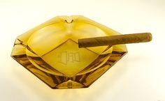 deco ashtray