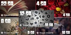 Bis zu 74 SB in der Swagbucks Suche finden - nur im Mai 2016! Alle #Jeopardy #Sammelkarten finden für einen 20 SB Bonus!