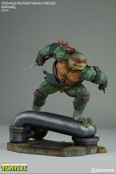 TMNT Raphael Statue by Sideshow Collectibles | Sideshow Collectibles