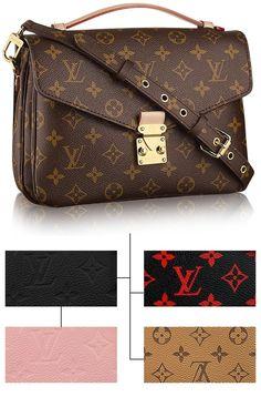 853f590a7ab7 Louis Vuitton Croisette Bag Or Metis Pochette Bag