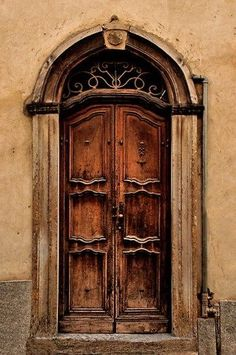 ♥Adorable puerta antigua