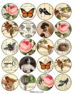 Vintage Bottle Cap Images