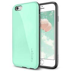 iPhone 6 Case, Capella Case for iPhone 6 (4.7-Inch) - Retail Packaging - Mint (SGP11049) Spigen http://www.amazon.com/dp/B00LL7H9NC/ref=cm_sw_r_pi_dp_Tl3Dub0C70FYY