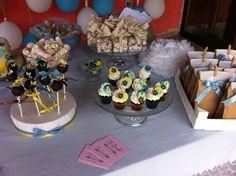 #babyshower #giorgia #mamma #love #azzurro #cake #briccodolce #bomboniera