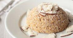 Voici une recette de bowlcake à la noix de coco 100% vegan et healthy , de quoi vous faire plaisir tout en vous taillant une silhouette de rêve!