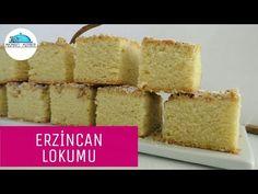 ERZİNCAN LOKUMU Tarifi|Pasta Tarifleri|Masmavi3mutfakta• - YouTube