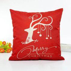 Holiday Large Cushion Pillow