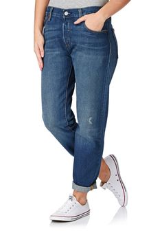 Shop a wide range of Levis clothing and accessories including denim and jeans for men, women and kids with free delivery* and returns at Surfdome. Levis 501, Levis Jeans, Denim, Vogue, Boyfriend, Skinny Jeans, Legs, Cool Stuff, Cotton