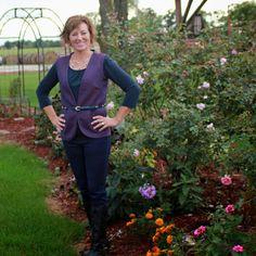 Girls in the Garden: Sleeveless Blazer (aka Vest) from Wool Brocade