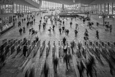 Blurry hurry by marcel  on 500px