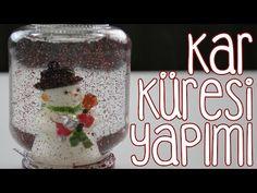 Kar Küresi Yapımı | Kendin Yap #2 (DIY) - YouTube