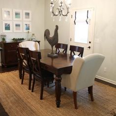 Best Rugs Under Dining Room Table