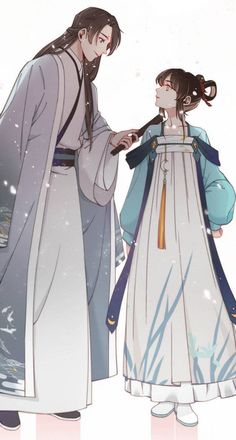 Anime Love Couple, Couple Art, Chinese Design, Chinese Art, Anime Couples, Cute Couples, Drawing Anime Clothes, Ulzzang Couple, Chinese Clothing