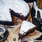 Zweedse chocoladetaart - recept - okoko recepten
