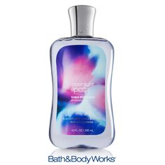 NEW & improved Moonlight Path Shower Gel — now with Shea Butter! <3    #LUVBBW