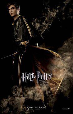 Hogwarts Alumni: Cedric Diggory