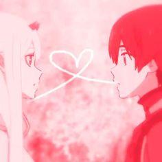 Zero two ❤️❤️ Anime Neko, Otaku Anime, Evil Anime, Manga Kawaii, Kawaii Anime Girl, Manga Anime, Anime Art, Anime Vines, Anime Crying