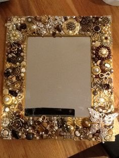 I love making these mirrors