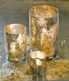 DIY Mercury Glass - Martha Stewart directions plus tips & suggestions