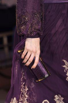 Close up - Salvatore Ferragamo - love this color