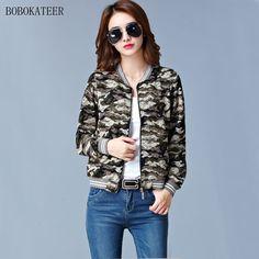 Women jacket 2017 spring bomber jacket women basic coats casual colorful coat jaqueta feminina chaquetas mujer casaco feminino