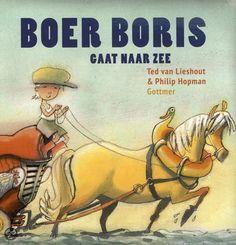 bol.com | Boer Boris gaat naar zee, Ted van Lieshout | 9789025754471 | Boeken