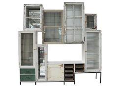 patchwork cabinet piet hein eek Foto item erik gutter 02