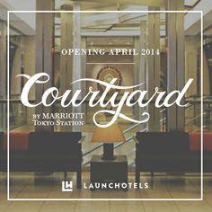 The Courtyard by Marriott Tokyo Ginza Hotel http://goo.gl/XNk1JU