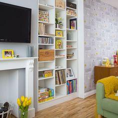 Retro living room | Decorating | housetohome.co.uk
