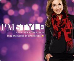 PM Style Lisa Robertson