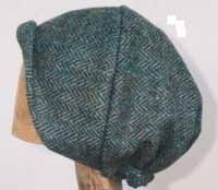 Wild Trout Downunder - specialists in Harris Tweed and felt clothing including Harris Tweed caps, vests and cloaks