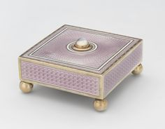 Fabergé Bell Push 1908 -17.......
