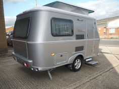 New Eriba 310 Touring Caravan