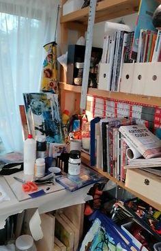 Irish Art, Desk, Contemporary, Studio, Furniture, Instagram, Home Decor, Homemade Home Decor, Desktop
