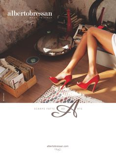 Alberto Bressan Shoes SS13 adv Communication Campaign     photo | design | catalogue | adv | website | Facebook
