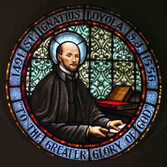 7/31: Saint Ignatius of Loyola (1491-1556) Founder of the Jesuits - Archbishop Carlson urges us to view our daily lives as a parable in time, and to spend 10 minutes each night examining our conscience as set out in the Spiritual Exercises of Saint Ignatius of Loyola.
