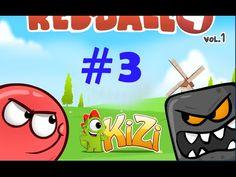 Red Ball 4 : Volume 1 Gameplay Part 3