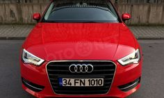 A3 A3 SPORTBACK 1.6 TDI 110 ATTRACTION S TRONIC 2014 Audi A3 A3 SPORTBACK 1.6 TDI 110 ATTRACTION S TRONIC