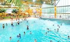 Splash Lagoon Indoor Water Park - Waterpark Rides - Erie, PA