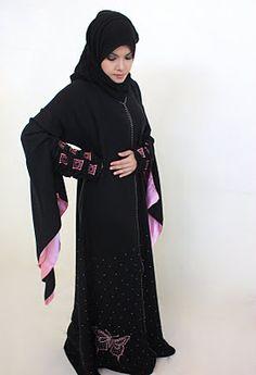 Miss Abaya : Dazzling Abaya from Saudi Arabia